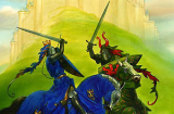 Рыцари и дамы Замка К